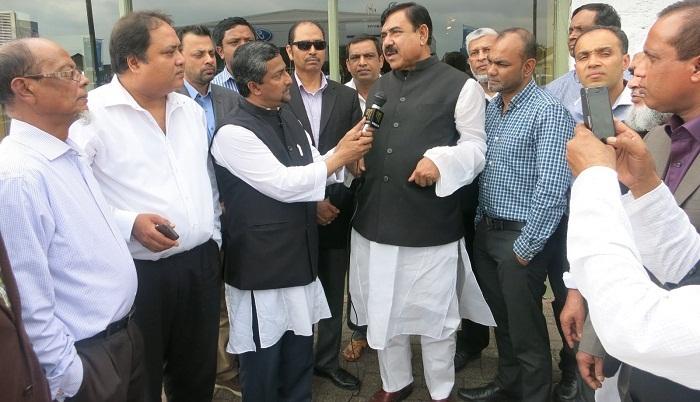 JS body for media campaign against militancy