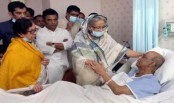 PM takes responsibility for Syed Shamsul Haque's treatment