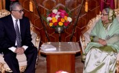 Prime Minister Sheikh Hasina to meet President Abdul Hamid tomorrow
