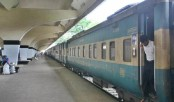 Trains services from Kamalapur rail station restored