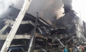 Case filed over Gazipur factory fire
