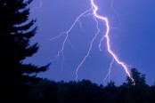 Lightning kills boy in Sirajganj