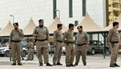 Two Saudi police shot dead in mainly Shiite city