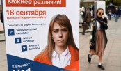Russia votes in parliamentary poll