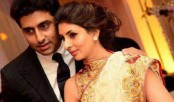 Abhishek Bachchan's sweet message for Shweta