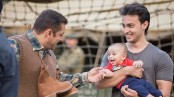 Salman Khan's mama-bhanja moment with nephew Ahil on Tubelight sets will steal your heart, see pic