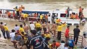 13 killed as 'Pilgrim boat' capsizes in Thailand