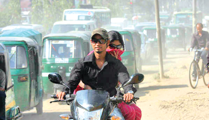 pollution in dhaka city essay