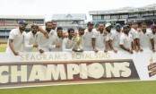 ICC congratulates BCCI on 500th Test