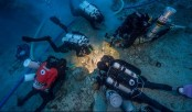 Ancient skeleton discovered at Antikythera wreck site