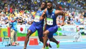 Olympics: US sprinters Gay, Bailey eye bobsled role