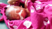 Declared dead newborn cries out at burial in Faridpur
