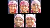 Dhaka cafe attackers buried at Jurain graveyard