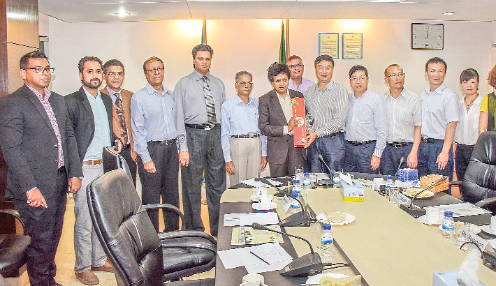 Bangladesh seeks more Chinese investment