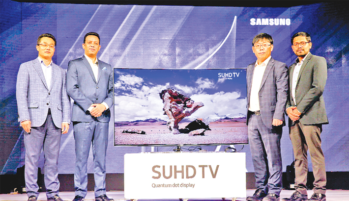 Samsung launches 2016 lineup TV