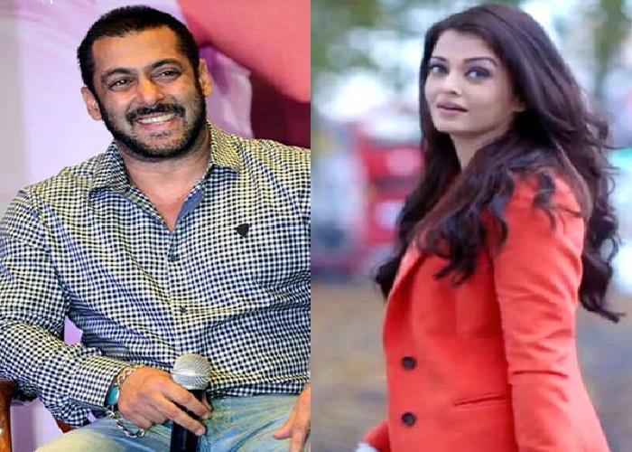 Salman Gushing About Aishwarya