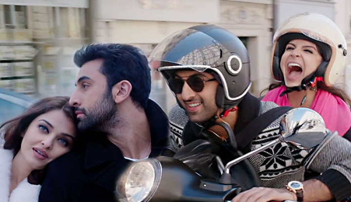 Ranbir, Anushka Look Absolutely Lovely On The New ADHM Poster