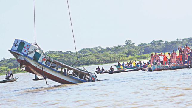 Owner, engine operator of capsized 'ML Oishi' sued