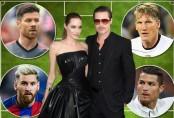 Brangelina XI:  Messi, Neymar, Suarez, Ronaldo in same team