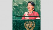 Suu Kyi vows to uphold minority rights in UN speech