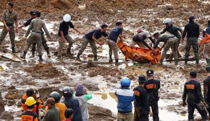 26 dead in Indonesia floods