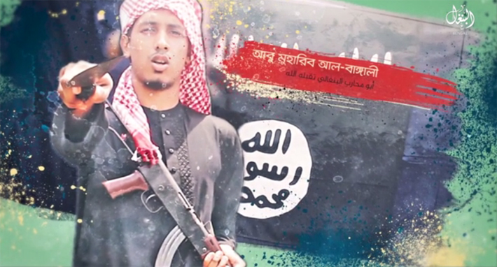 ISIS releases first propaganda film 'made in Bangladesh'