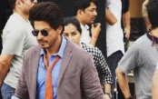 Shah Rukh Khan wraps up schedule of film 'The Ring'