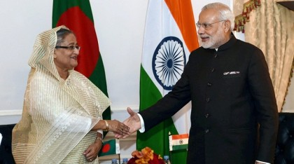 Hasina-Modi crucial meeting in Goa Oct 16