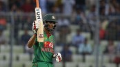 Bangladesh set 266 runs target against Afghanistan
