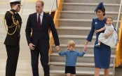 Kids in Tow, British Royals Prince William, Kate begin visit to Canada (see pics)