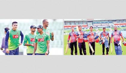 Mashrafe wants aggressive cricket from Tigers
