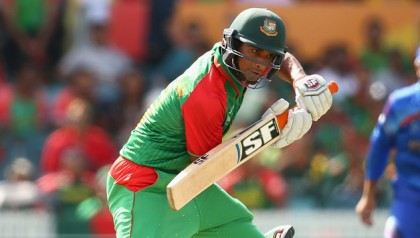 Now fifty for Mahmudullah after Tamim departs