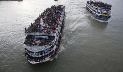 Buriganga boat capsize victim's body recovered