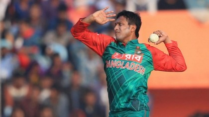 Shakib one wicket away to hold a unique record