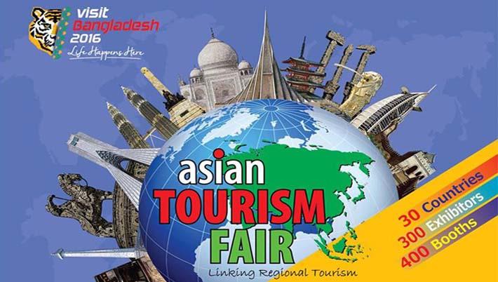 5th Asian Tourism Fair begins in city Thursday