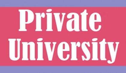 39 private varsities play tricks
