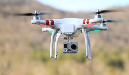 Drone import on amid restrictions