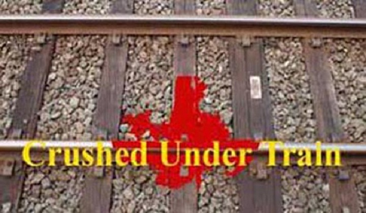 Lawyer crushed under train in Malibagh