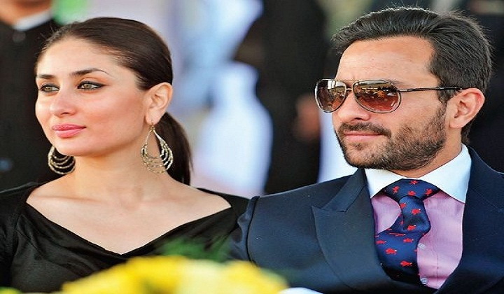 Kareena Kapoor - Saif Ali Khan to name their baby Saifeena?