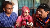 Afroza Abbas made Jatiyatabadi Mohila Dal president