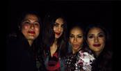 Priyanka Chopra parties with Salma Hayek, Jada Pinkett Smith