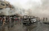 Iraq: Suicide attack in Baghdad kills at least 9 civilians