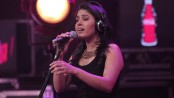 Sunidhi Chauhan sings for Dhallywood