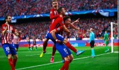 Atletico Madrid prepares for Bayern Champions League tie