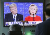 Reaction around the world to first Trump-Clinton debate