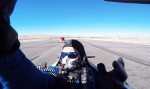 A man stopped plane on runway then another Aircraft crashed right into him (Watch video)
