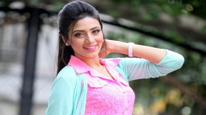 Mim joins shooting of her 10th film 'Pashan' today
