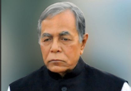 President shocked at Hannan Shah's death