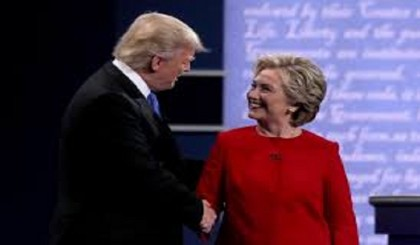 Hillary Clinton wins first debate