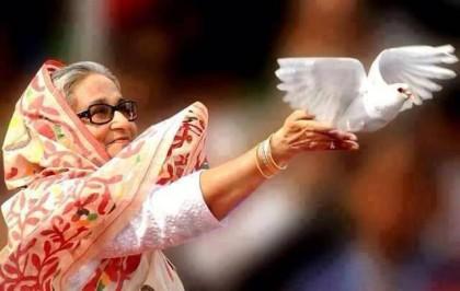 Eminent citizens wish PM on her birthday